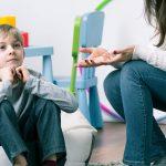Parler pour que les enfants ecoutent, ecouter pour que les enfants parlent :