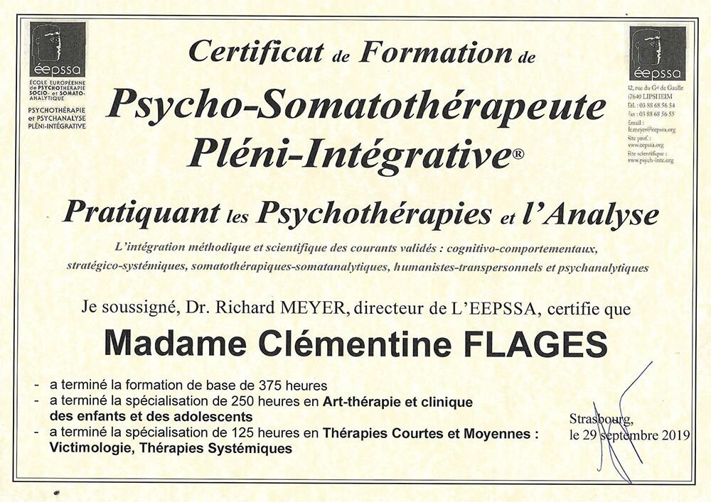 Clémentine Flages